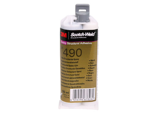 3M Scotch-Weld DP 490/2:1 50ml Epoxy schwarz