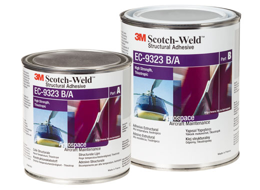 3M Scotch-Weld EC-9323 B/A 1 Liter
