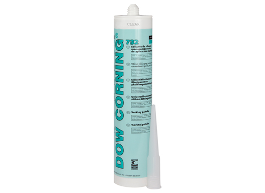 Dow Corning 732 Silikon-Klebstoff 310ml transparent